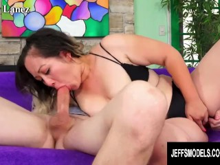 Jeffs Models - Fat Asians Taking White Cocks Compilation Part 2