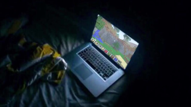 your family is  and you're playing minecraft on a cool 2012 summer ni
