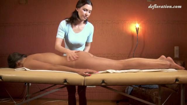 Naked Massage
