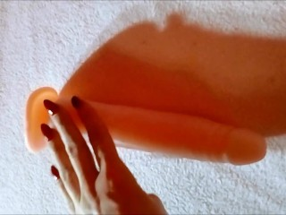 Hot small milf masturbating hairy pussy