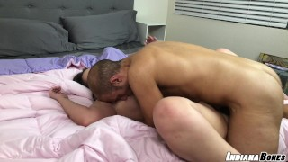 Fucking Big Booty Slut Gia Paige - Sextape with Indiana Bones