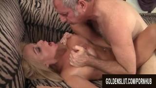 Golden Slut - Stunning Mature Blondes Getting Drilled Compilation Part 1