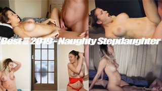 The Best of 2019 PMV Samantha Flair - Naughty Stepdaughter. music:bensound