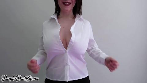 Girl white shirt white shorts big tits bar Tits Popping Out Of Shirt Porn Videos Pornhub Com
