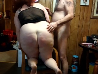 Big Titty Bouncing Squirting In The Kitchen