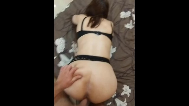 Anal fuck with GF سكس مني فاروق بنت لبنانية نيك قحبه عربي تقول آآه آآه