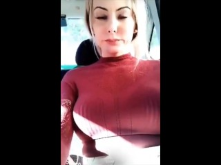 Wankers TS hookers Flashing cock and being natural born sluts