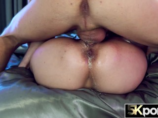 5KPORN – Busty Skylar Vox Bounces Her Massive Tits For Creampies