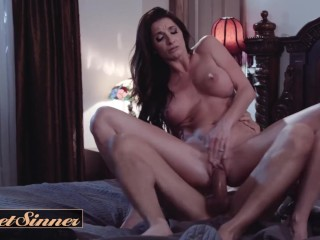 SweetSinner – Cheating big tit milf switches husbands