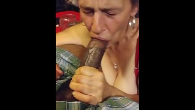 Mom Sucks And Swallows