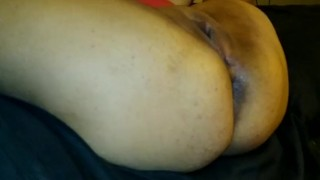 Stepbrother fucked my pussy so good he e all over me! *INTENSE ORGASM*