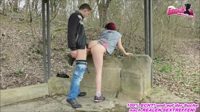Nackt deutsche porn polizistin Hot German