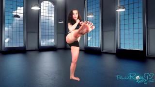 Barefoot Kicks To KO PREVIEW