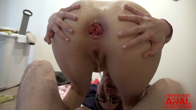 Anal Princess Jane Wilde Gapes Wide After Deep Anal Sex With Big