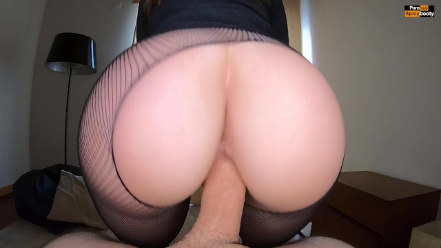 Reverse Cowgirl Ride After