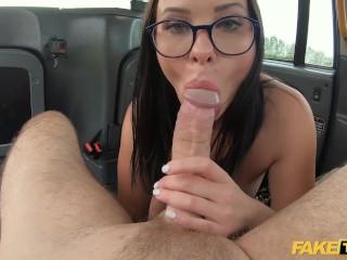 Fake Taxi Alys Gaps Fucks Her Driver To Make Her BF Jealous