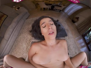 VR BANGERS Spanish Lesson Full Of Practice With Sexy Latin Chick VR Porn