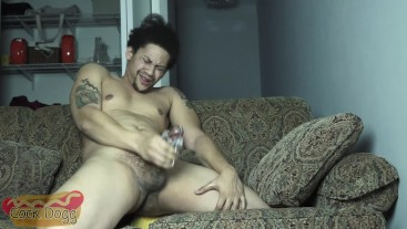 Trying out Fleshlight & Personal Fan Appreciation Vid for Mike