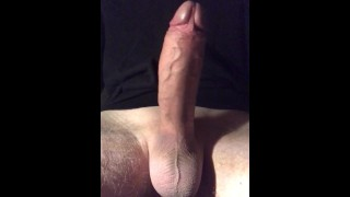 MONSTER CUMSHOT AND LOUD MOANING ORGASM