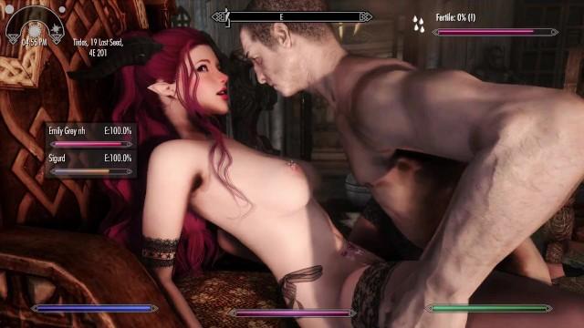 Pornhub Skyrim
