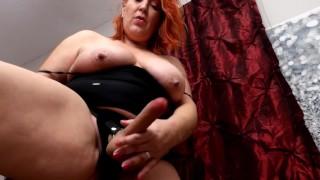 Mature Pegging Tits