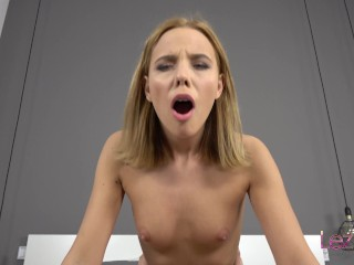 Poppy Pleasure wants to make you and her sexy girlfriend both cum