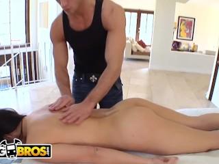 BANGBROS - Asian Pornstar Katsuni Gets Sensual Massage