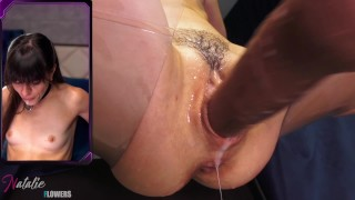 Sex machine Fuck my Pussy at Max speed i cant stop Moaning and Squirting