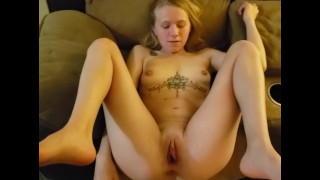 Step Sibling Porn Almost Caught By Parents As We Cum POV!!
