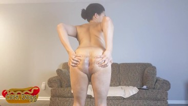 Playing with Dildo & Cum by Request