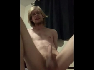 Twink Fucking His Ass