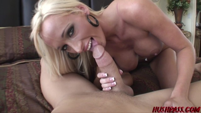 Big tits blonde Lichelle Marie riding POV after blowjob