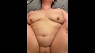 PAWG takes ANAL CREAMPIE after super bowl