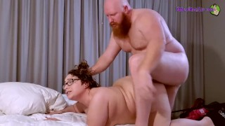 Thor Johnson XXX HAMMERS Lil Kiwwi with his HUGE cock!! Clip 3