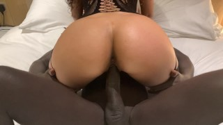 I CHEATED ON MY BF WITH A BIG BLACK COCK