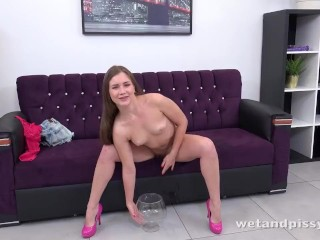 Her Parents Dont Know How Kinky She Is!