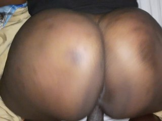 Young 18yrs old Teen Got Donkey Ass and is freaky as fuck
