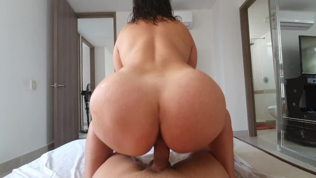 Busty Milf fucks before going to her office pov. K7d