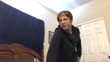 Man Does CBT Humiliation To Small Dick POV