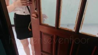 Thai โทรเรียกนักศึกษาไซด์ไลน์ม.ดังมาเย็ดจนน้ำหมดตัว(เสียงไทย)