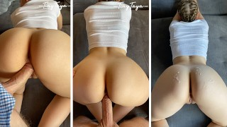 Screen Capture of Video Titled: bad girlneeds dick in her tight pussy 4K POV