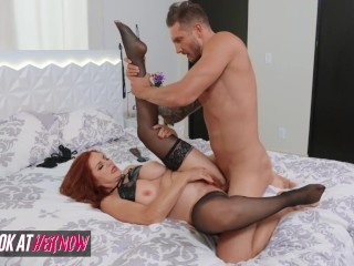 Look At her now - Busty GMILF Andi James likes it dirty