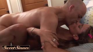 Sweet Sinner - Dirty old man fucks stepdaughter Melanie Rios