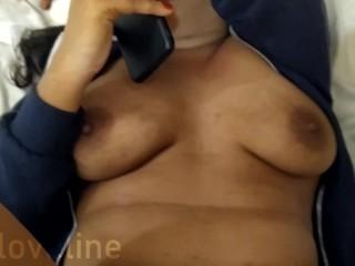 shruti malik dirty hindi talkingon phone and fucking real mms