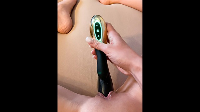 Amateur Teen Vibrator Orgasmus