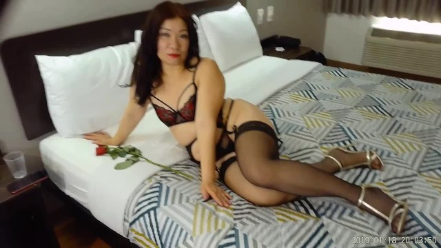 Gf in lingerie sucking Asian Girlfriend In Sexy Lingerie Sucking And Fucking For You To See Pornhub Com