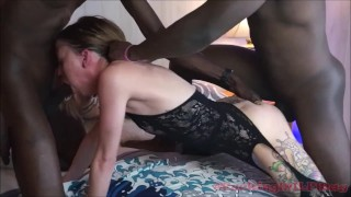 Milf Bbc Threesome