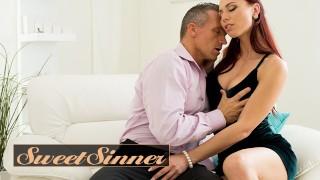 Sweet Sinner - Step daughter Aidra Fox craves some dilf