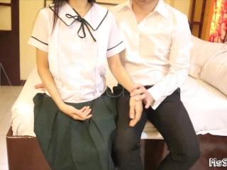 Pinay 18yo Student Dinala Ni Teacher Sa Motel