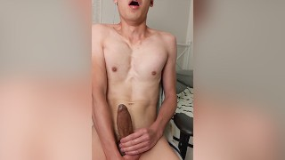 Jerk off to an audio of me being fucked by a incubus, cum with me
